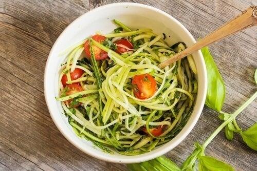 Massa de legumes