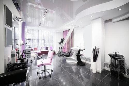 Dicas para decorar seu salão de beleza