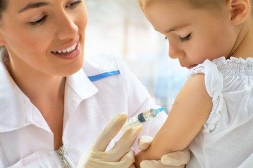 Vacinação infantil: concorra a algum centro de vacinação