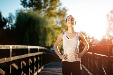 Atividades que ajudarão você a manter a calma: Gerencie bem o seu corpo