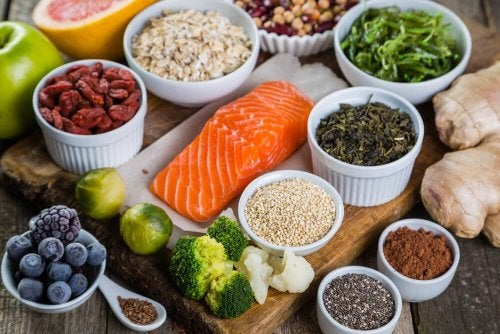 A alimentação ajuda a seus filhos ter boas defesas