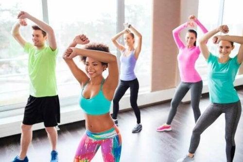 Zumba, a maneira divertida de perder peso