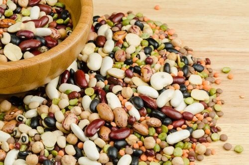 Adicione legumes na dieta