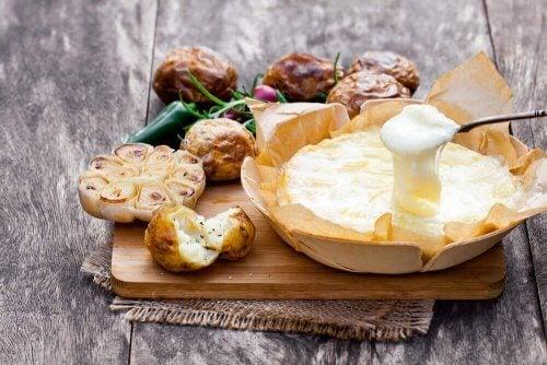 Batatas gratinadas com queijo: como prepará-las!