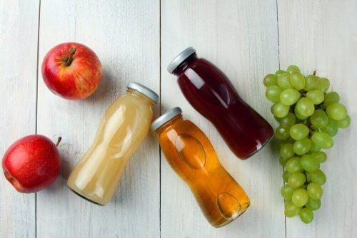 Bebidas recomendadas em uma dieta saudável