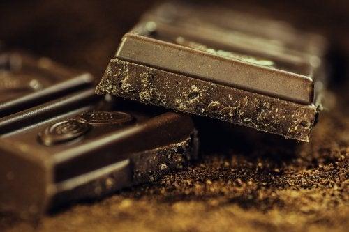 Quanto café tomar para obter os efeitos do chocolate?