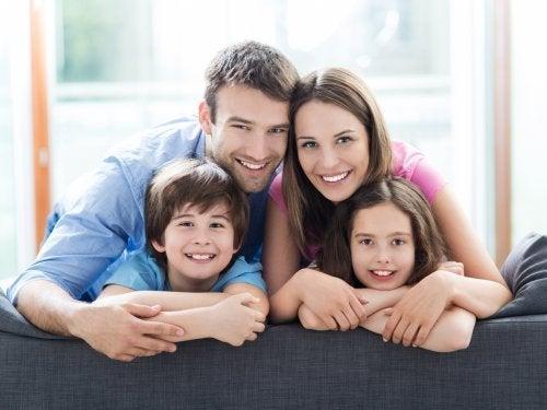 Construa um casamento feliz em família