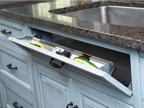 Para arrumar direito uma cozinha deve deixar tudo no seu lugar