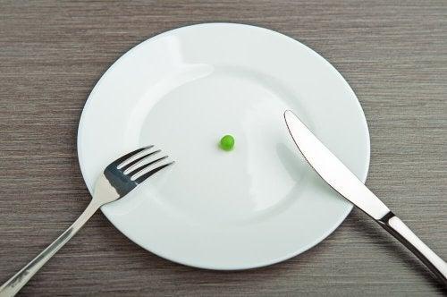 Tipos de dietas milagrosas com pouca quantidade de comida