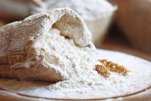 Dieta sem farinhas, benefícios