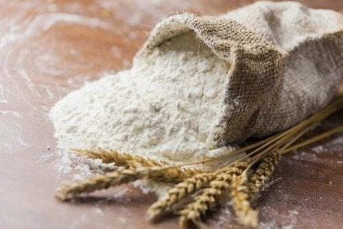 Dieta sem farinhas, consequências