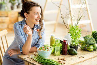 Dieta vegetariana: confira suas consequências