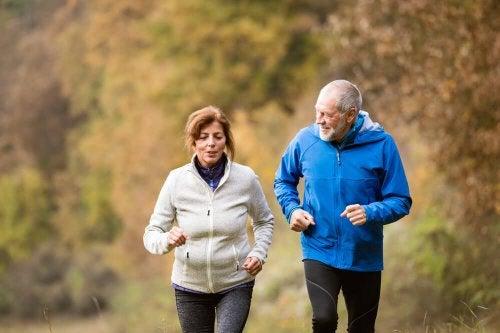 Caminhar contribui para termos um cérebro jovem e vital