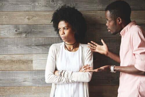 Consequências da falta de confiança no relacionamento