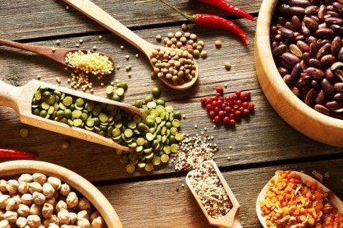 Adicione legumes na dieta na proporção certa
