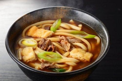 Deliciosa sopa Lámen