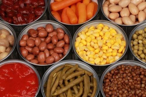 Mandamentos da nutrição saudável: Limitar os processados