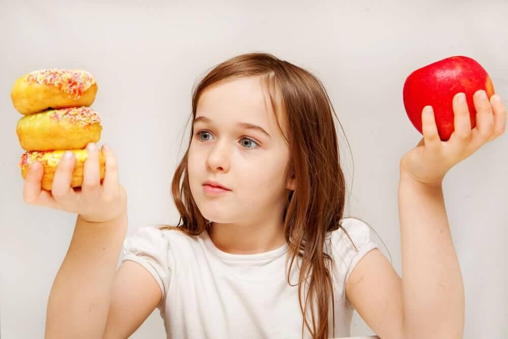 Obesidade infantil e o método de María Sandón
