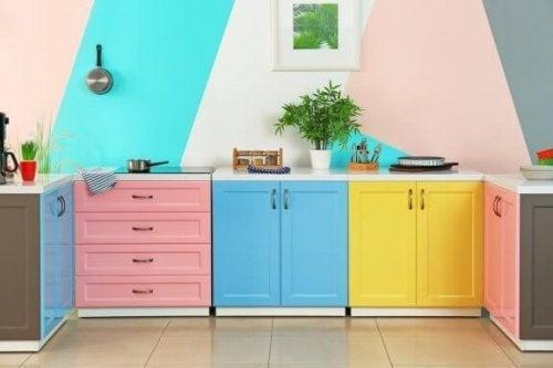 Como reformar a cozinha sem gastar muito dinheiro
