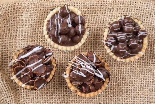 Aprenda a fazer a melhor torta de chocolate do mundo