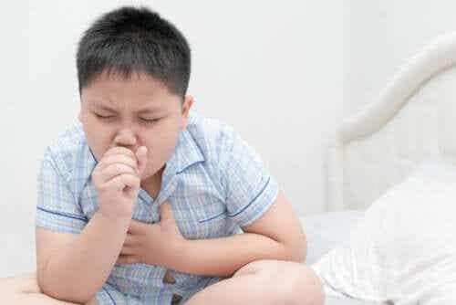 Tosse noturna em crianças: como tratá-la