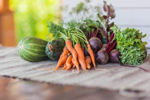 3 receitas com vegetais de estação