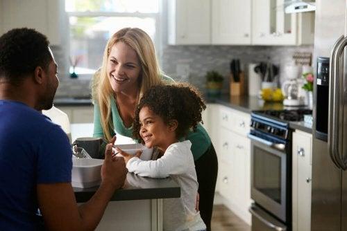 5 níveis de comunicação com nossos filhos