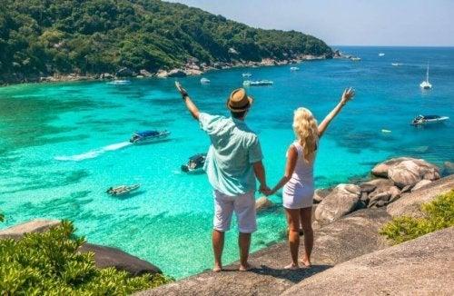 6 melhores destinos no exterior para a sua lua de mel