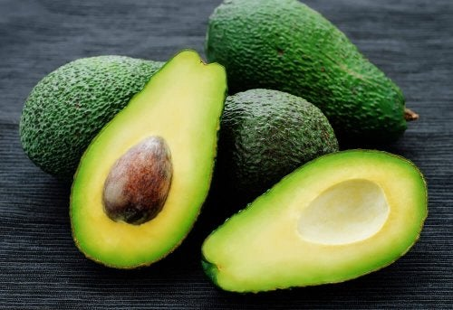 O abacate é um dos alimentos para a gravidez