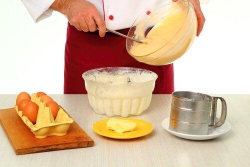 Como preparar os canudinhos recheados com creme