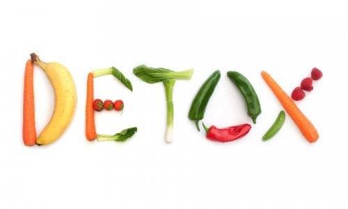 Iniciar uma dieta detox