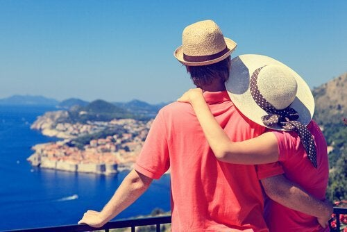 Destino para suas férias: Mar