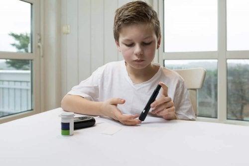 Diabetes em crianças: como tratá-la