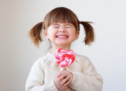 Sintomas da diabetes em crianças
