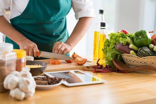 Dicas para facilitar a tarefa de cozinhar