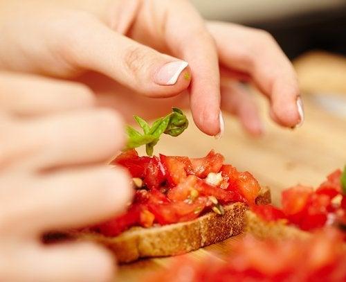 Comer lanches saudáveis para não engordar no verão