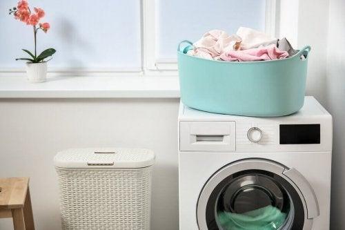 Sabões ecológicos para lavar roupas