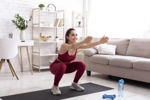 Exercícios para depois do verão