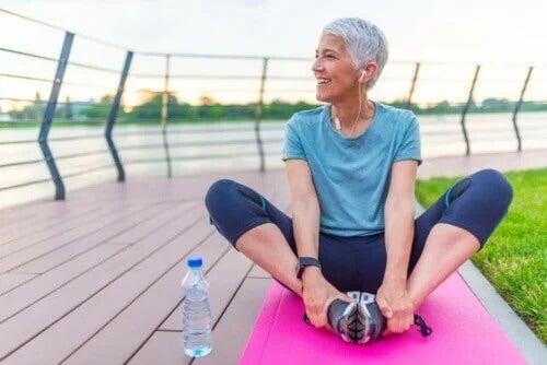5 exercícios para reduzir a dor nas articulações