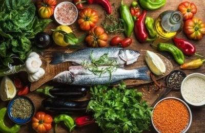 Benefícios cardiovasculares da dieta mediterrânea?