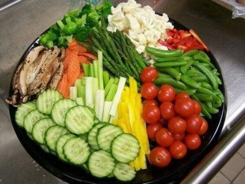 Mantenha os nutrientes na dietas extremas