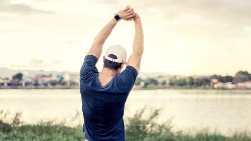 Faça exercícios ao terminar uma dieta rápida