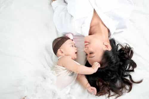 7 etapas no desenvolvimento emocional do bebê