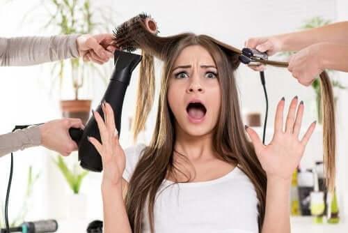 7 tratamentos para o cabelo seco