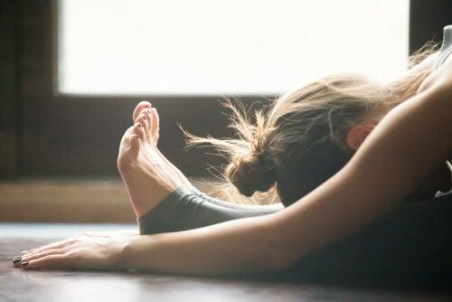 O trabalho conjunto do corpo e da mente para adicionar bem-estar
