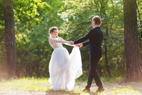 O casamento como uma expressão de amor e estabilidade