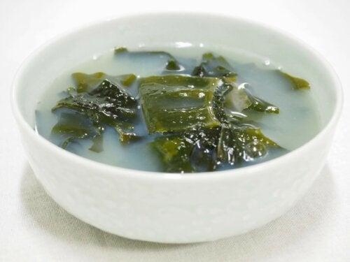 Algas para uma alimentação saudável que ajuda a perder peso