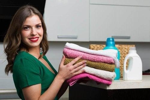 Amaciante caseiro para as toalhas: faça o seu!