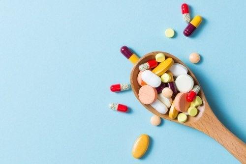 Pílulas de cetamina