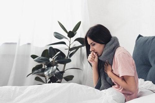 Gripe ou resfriado deixam de cama